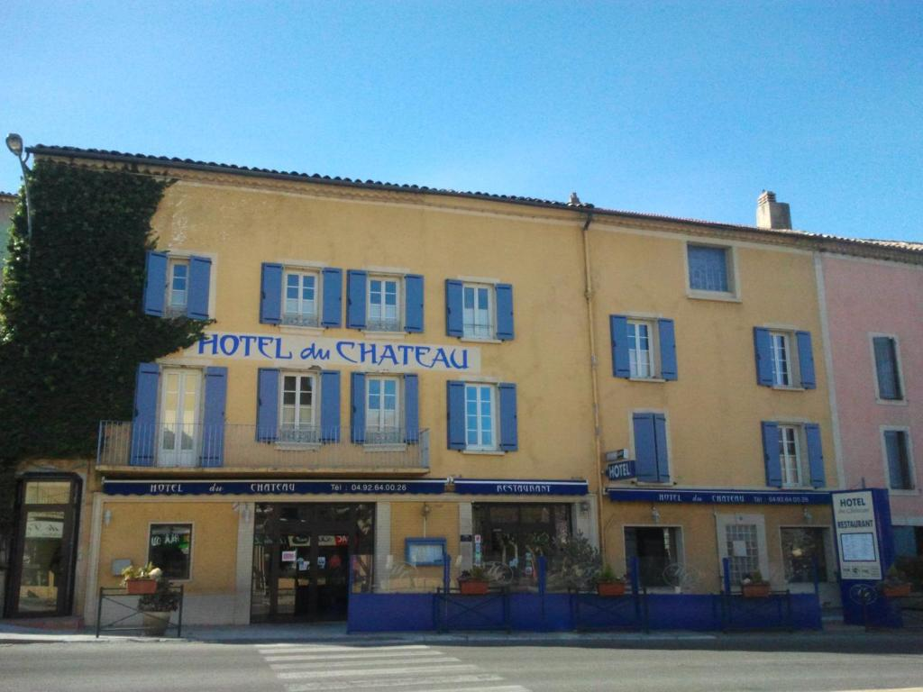 Chateau Arnoux Restaurants