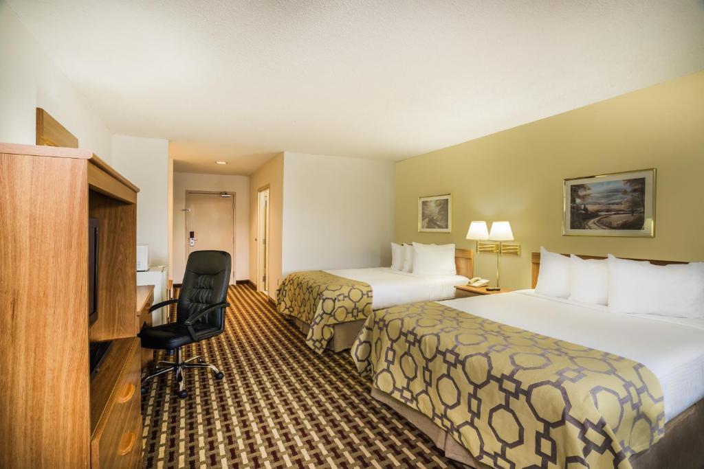 Dc Hotel Wyndham Rooms