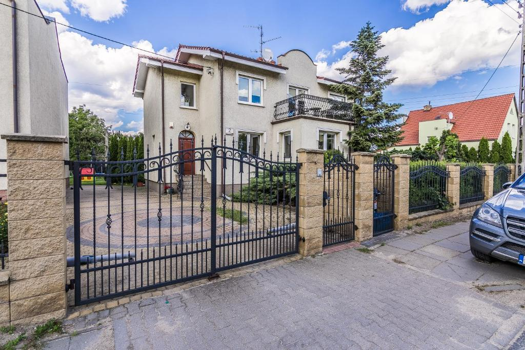 noclegi Gdańsk Comfortable house - Dom wakacyjny