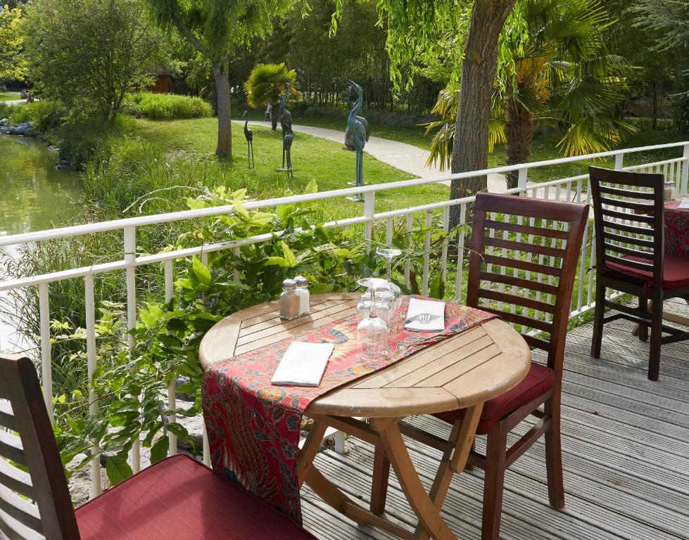 Restaurant Saint Aignan