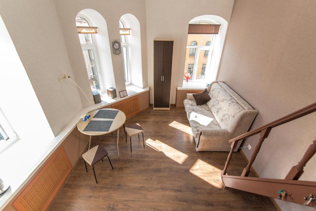 View apartment on Bolshoy 61