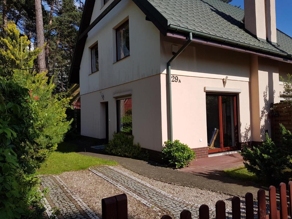noclegi Łukęcin Nadmorski Domek