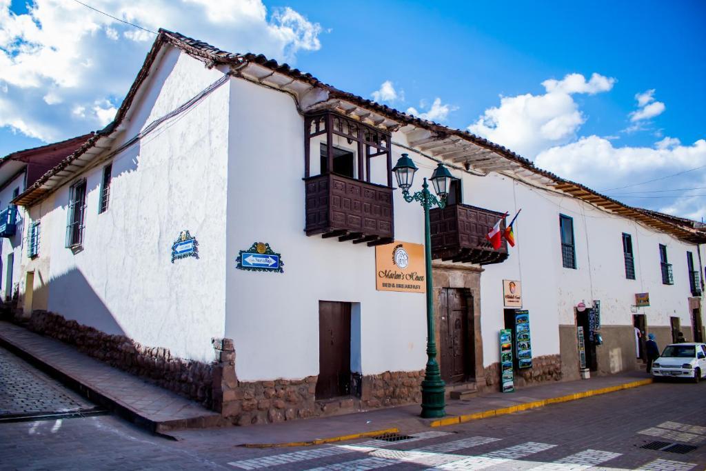Marlon's House Cusco
