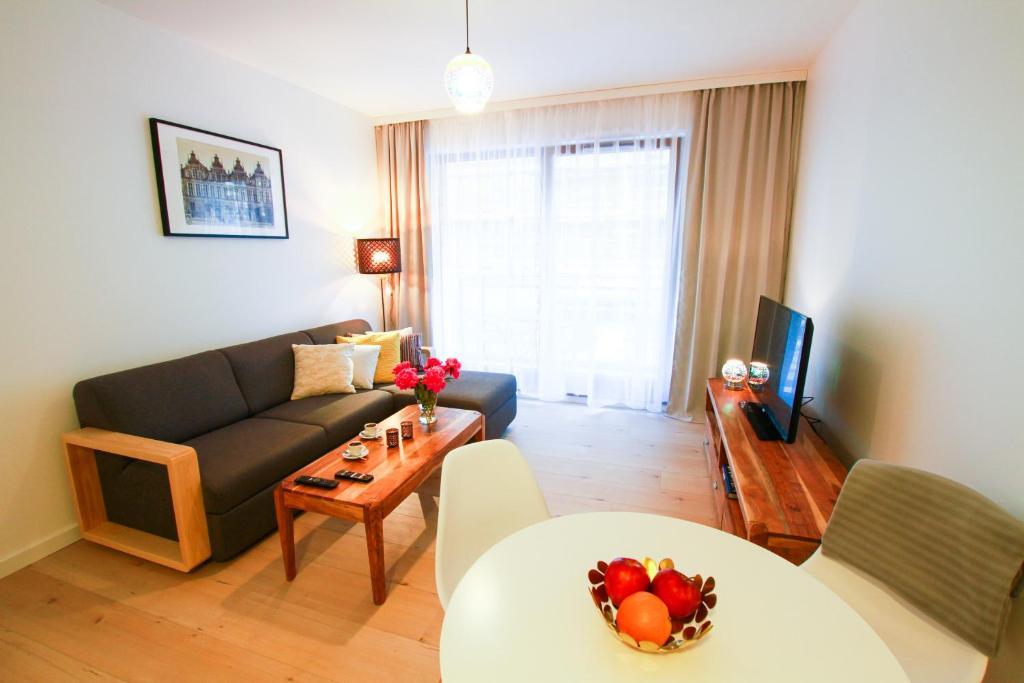 noclegi Gdańsk Lademann Apartments and SPA