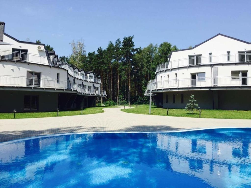 noclegi Pobierowo Apartamenty Silence Blue Baltic