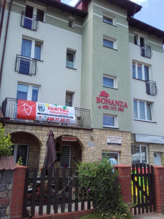 noclegi Władysławowo Bonanza