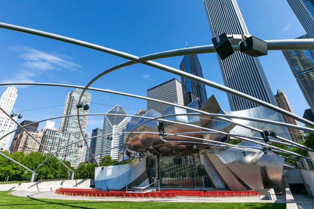 Fairmont Chicago Millennium Park Photo #6