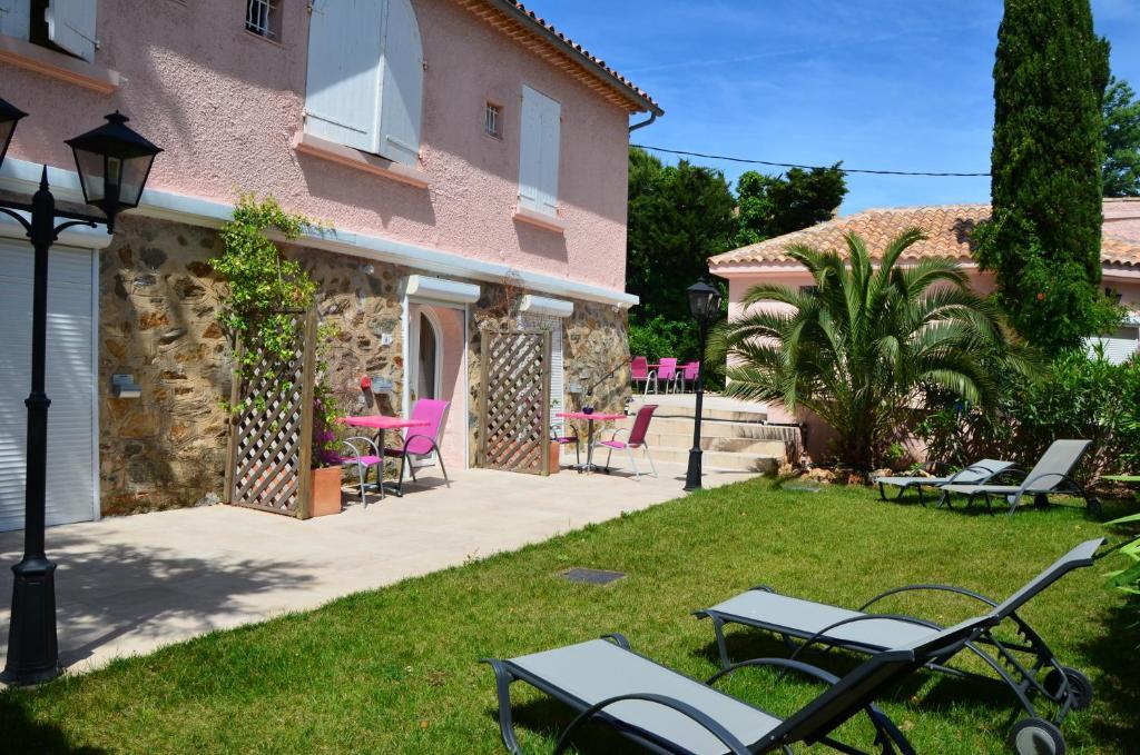 La Villa Des Anges Sainte Maxime