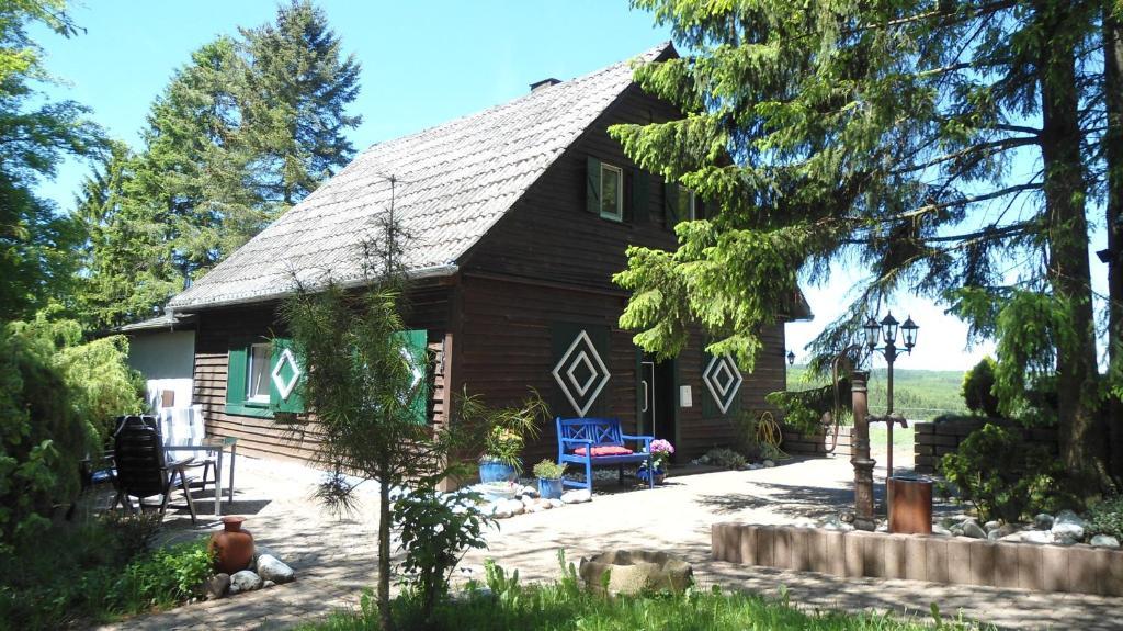 Haus Hofswald Modernisiert Und Großer Garten In Euscheid Germany