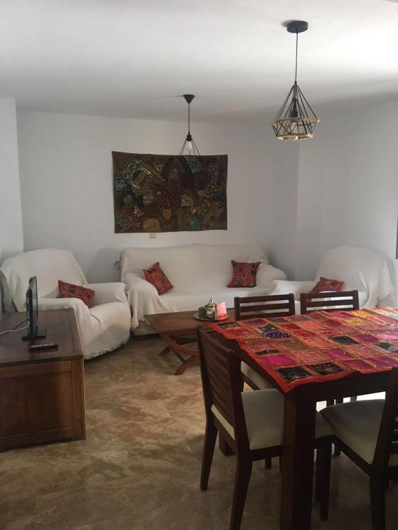 Two bedroom Flat realejo, campo del principe