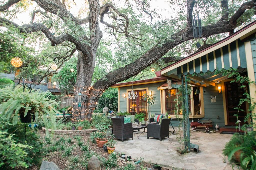 Bed And Breakfast Hotels In Austin Tx