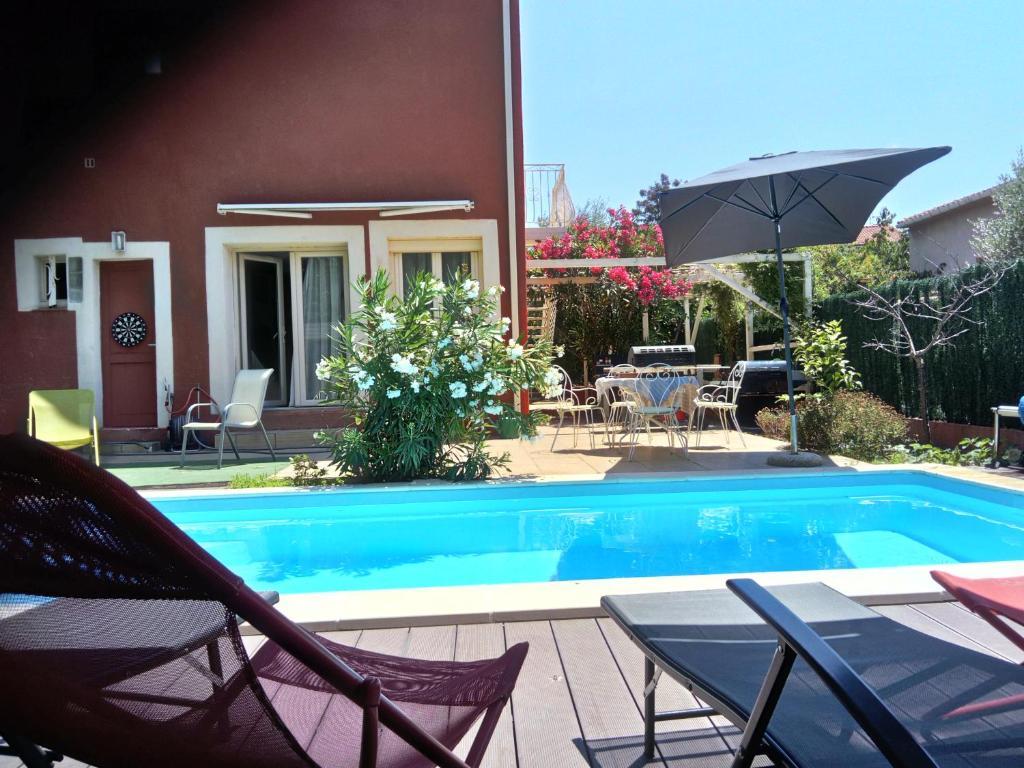 Chambres d'Hôtes de la Grone, Guesthouse in Saint-Cyprien-Plage | on