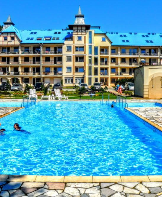 noclegi Łukęcin Blue Mare Apartamenty U Tomka