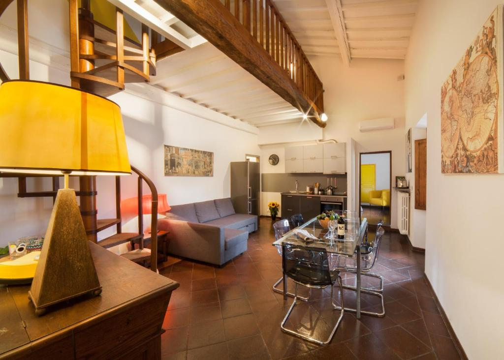 A Casa Signoria, in the city heart