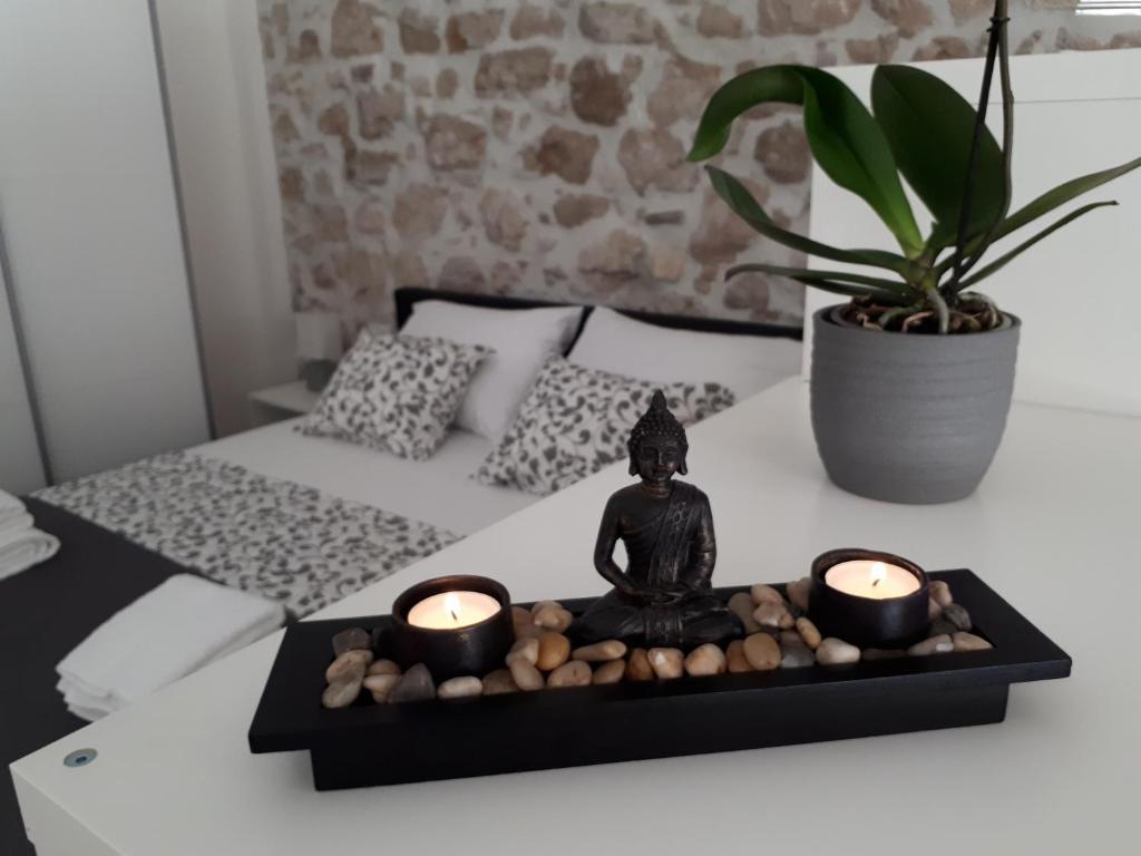 noclegi Rovinj Zen studio in center of Rovinj