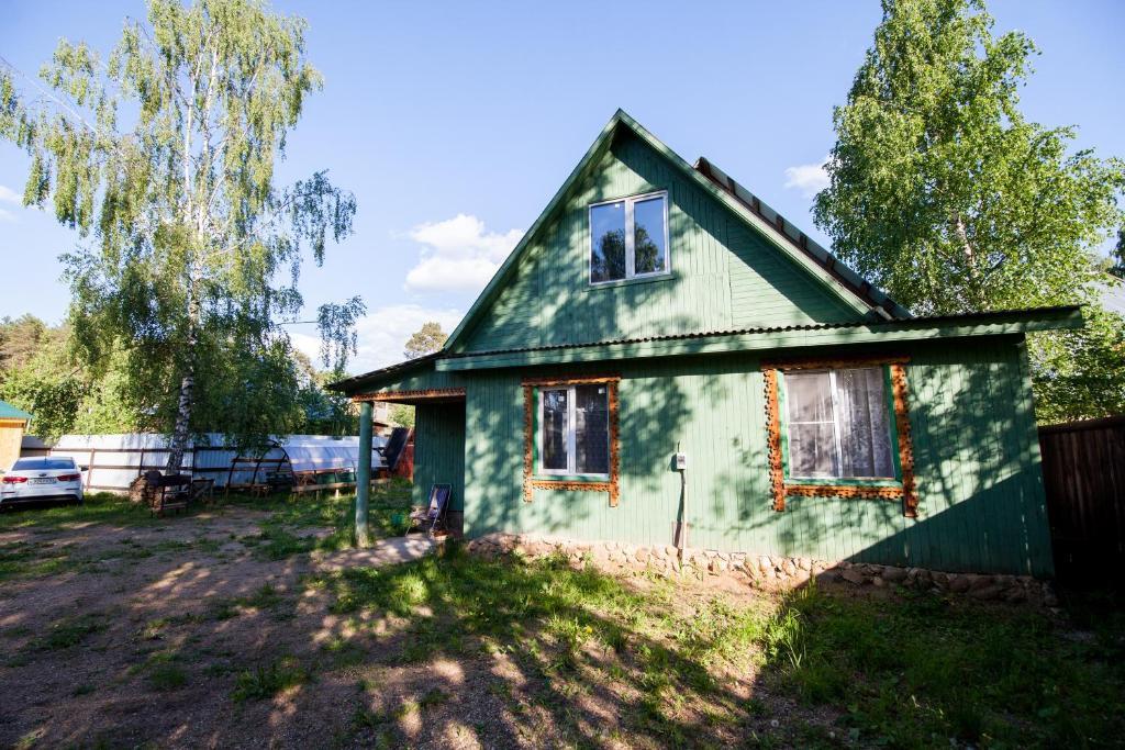 Дома на Турбазе Чайка