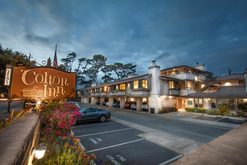 Colton Inn Monterey Viamichelin Informatie En Online