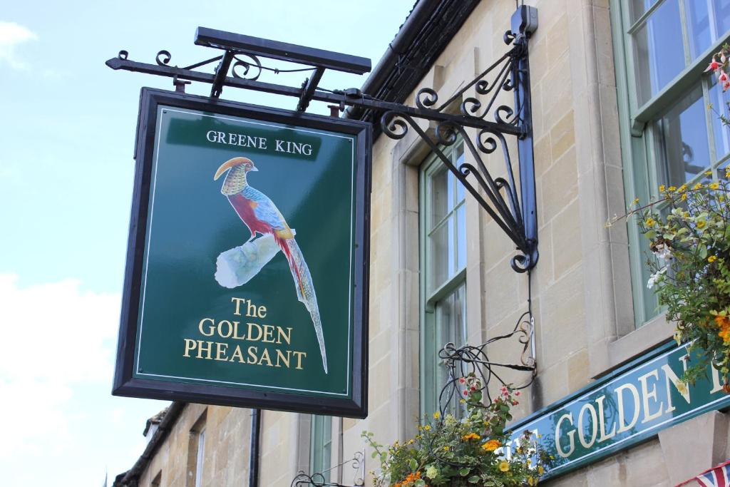 The Golden Pheasant Hotel