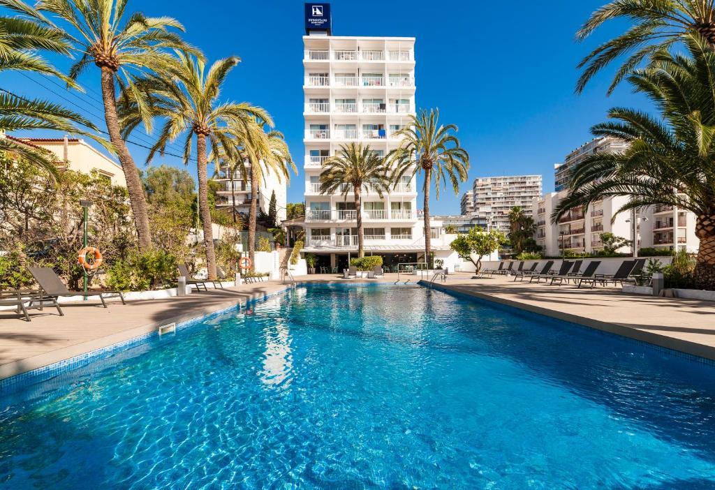 Eurostars marivent formerly hotel mirablau dina moore 6 for Hotel palma de mallorca