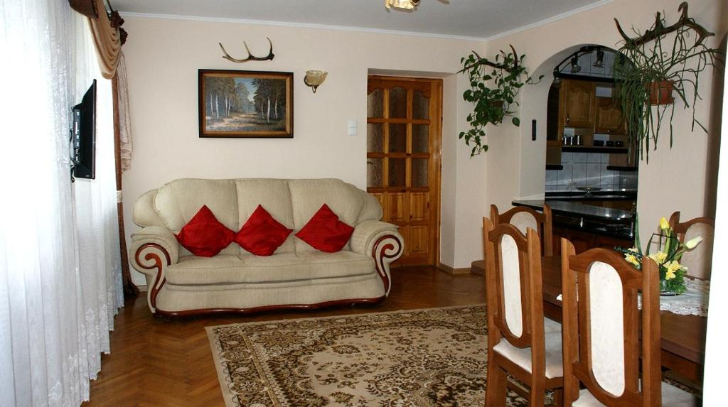 noclegi Mrągowo Apartament Danuta Mrągowo