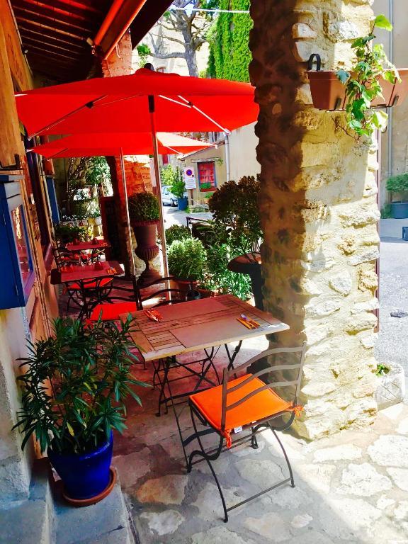 Hotel Restaurant Panoramique Cesar Bonnieux