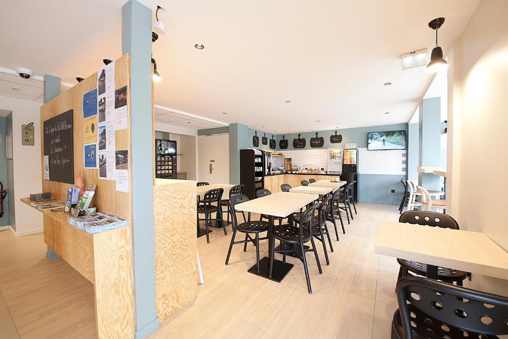 brit hotel essentiel arverne clermont ferrand sud aubi re reserve o seu hotel com viamichelin. Black Bedroom Furniture Sets. Home Design Ideas