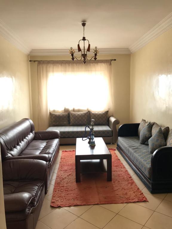 Petit appartement à Roches noires
