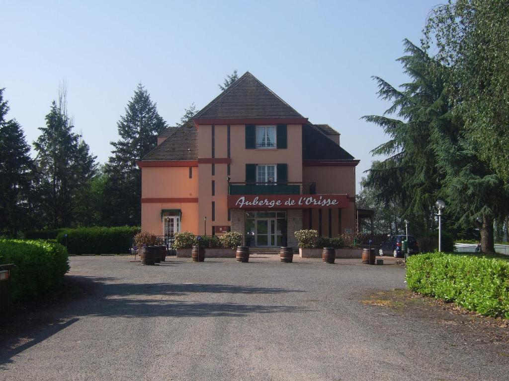 Auberge de l 39 orisse varennes sur allier online booking viamichelin - Office de tourisme varennes sur allier ...