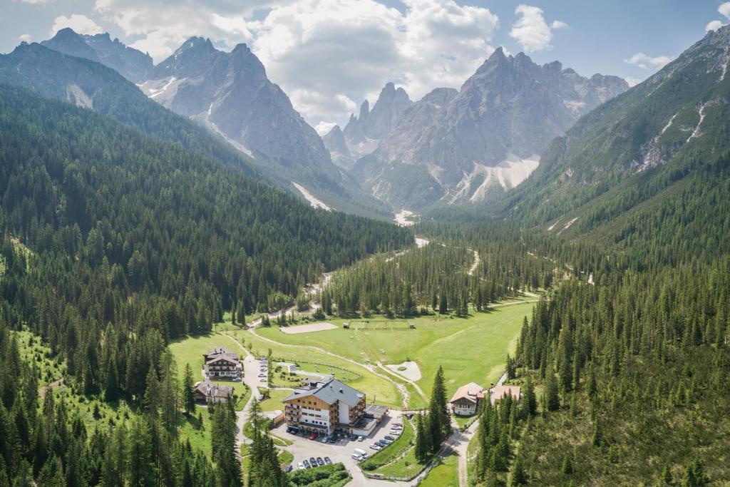 Omschrijving van hotel dolomitenhof & chalet alte post sesto