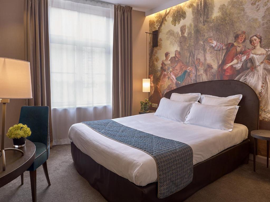 hotel de guise nancy vieille ville nancy reserve o seu hotel com viamichelin. Black Bedroom Furniture Sets. Home Design Ideas