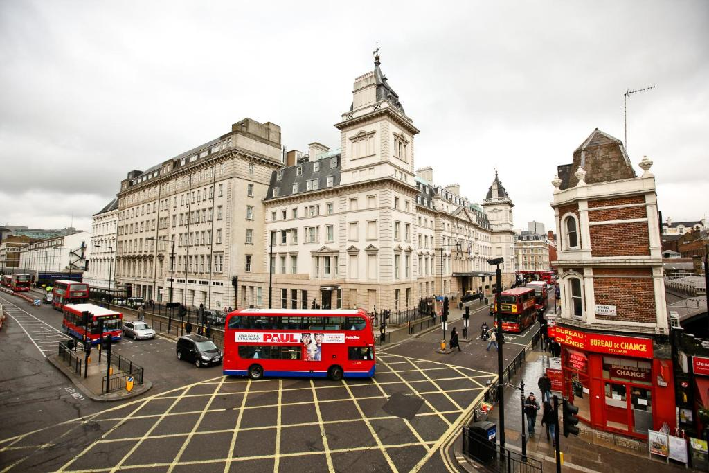 Hotel Booking London Paddington