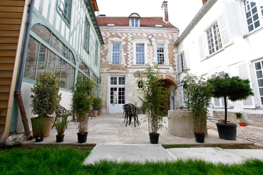 Hotel Booking Troyes