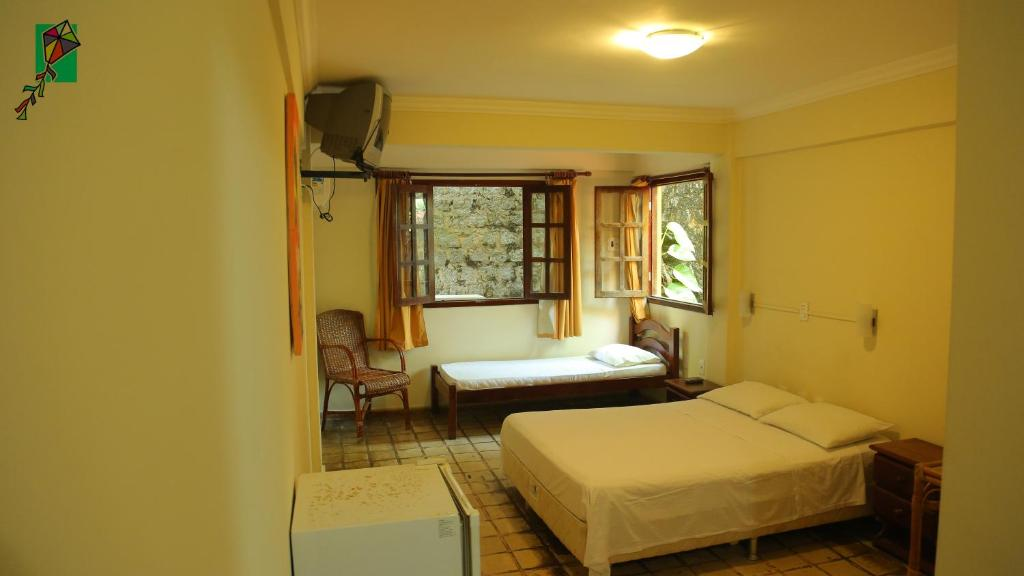Double Room Hotel Morro do Careca