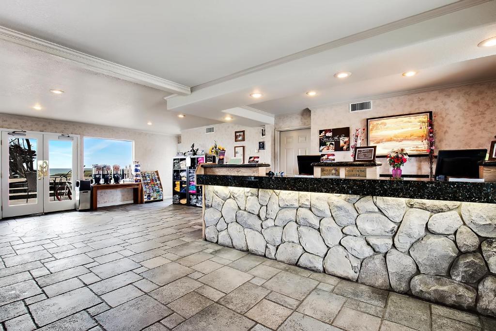 beachcomber motel fort bragg viamichelin informatie. Black Bedroom Furniture Sets. Home Design Ideas
