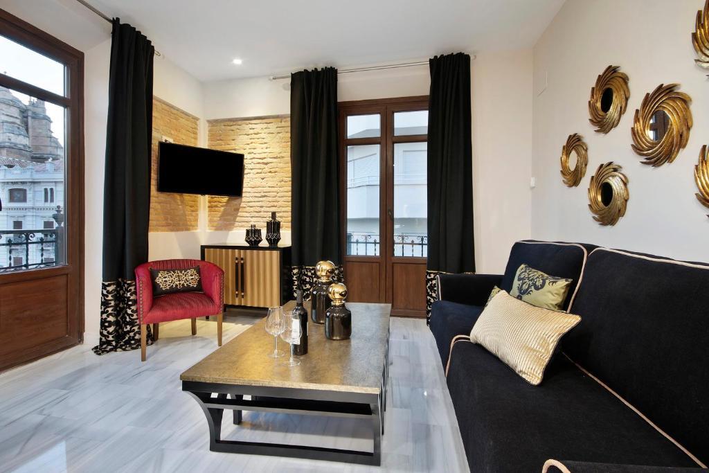 Suites Gran Via Capilla Real