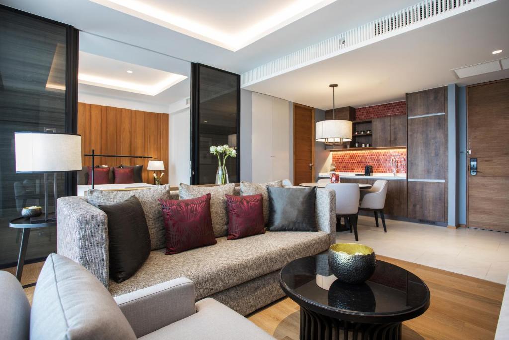Anantara Chiang Mai Serviced Suites - SHA Certified