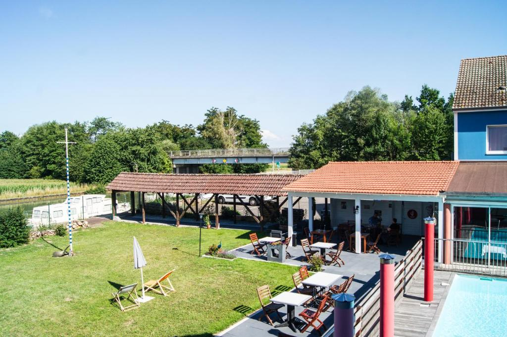 Hotel argos mundolsheim reserva tu hotel con viamichelin - Restaurante argos ...