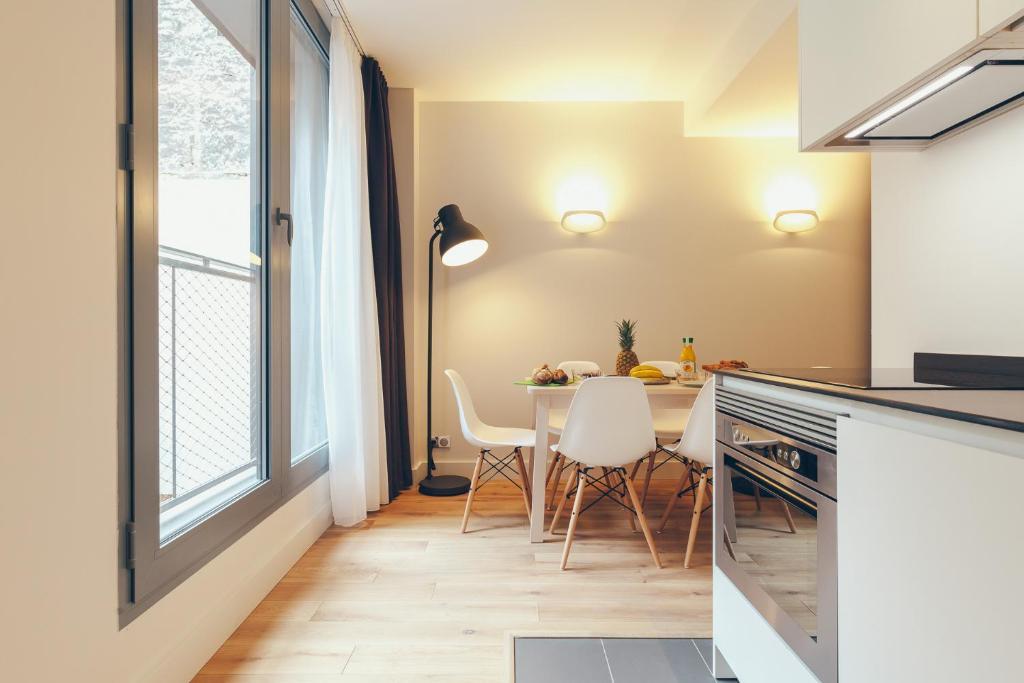 Appartement T4 Le Courbin