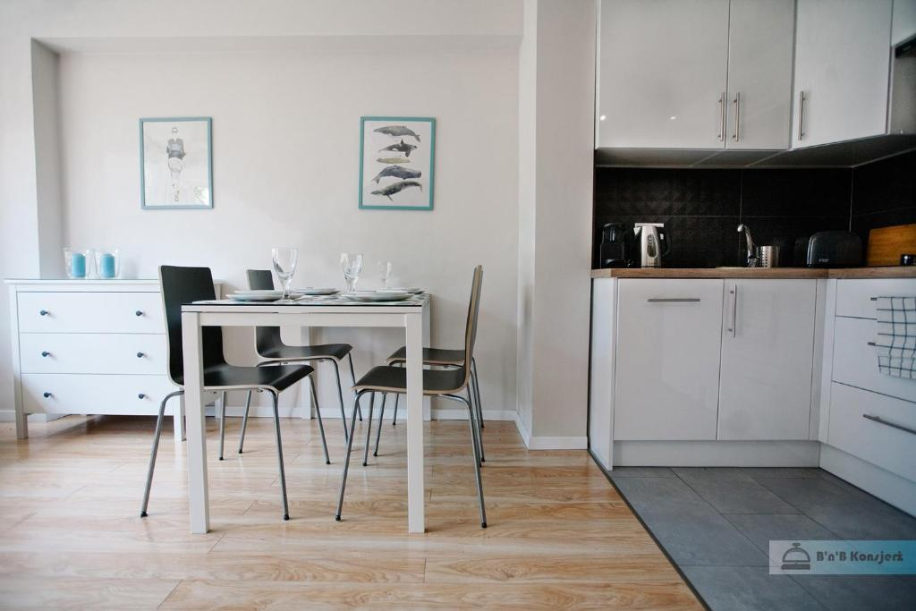 Warsaw Concierge Polin Apartment