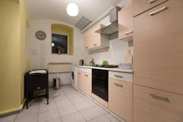 Centar Zagreb apartment