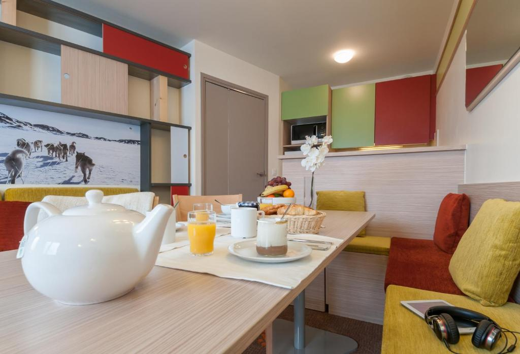 r sidence pierre vacances electra morzine informationen und buchungen online viamichelin. Black Bedroom Furniture Sets. Home Design Ideas