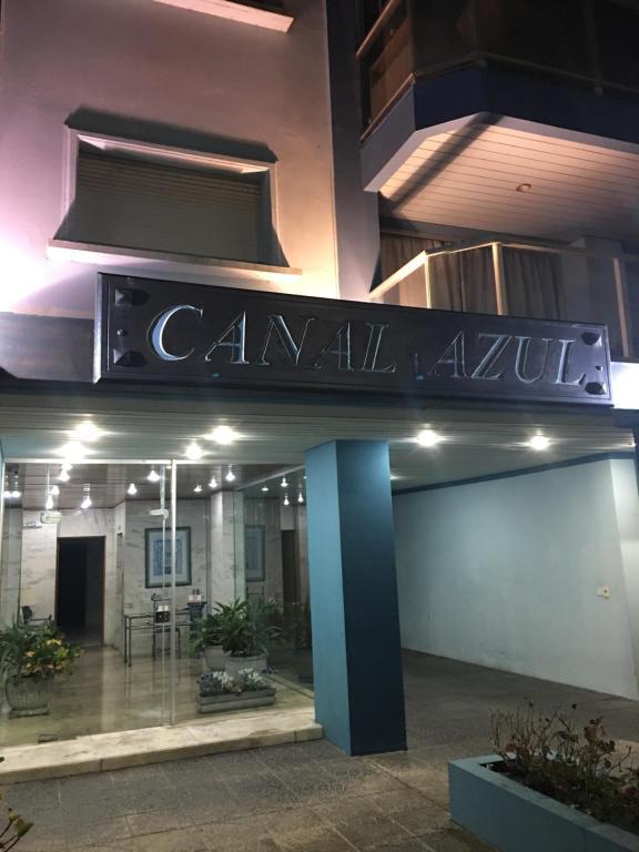 Edificio Canal Azul