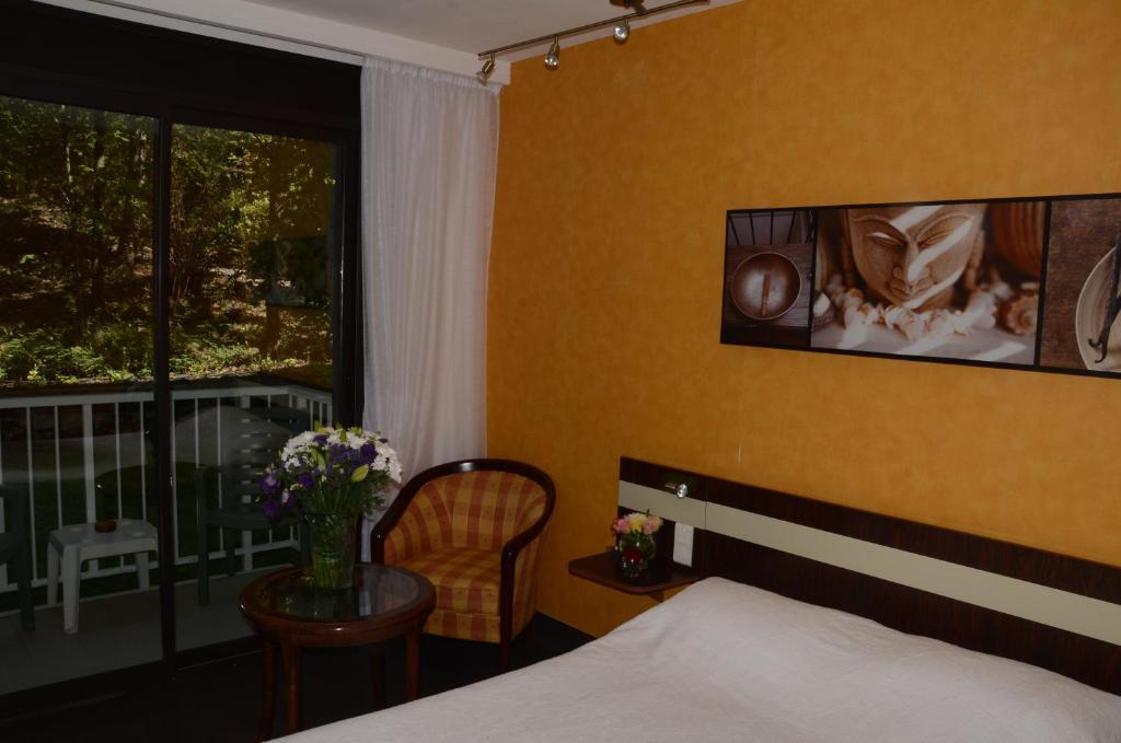 Hotel Greoux Les Bains Villa Borghese