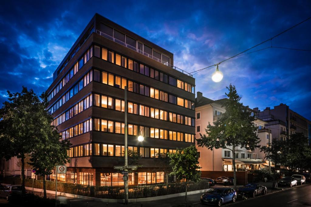 Saks urban design hotel frankfurt r servation gratuite for Design hotel frankfurt