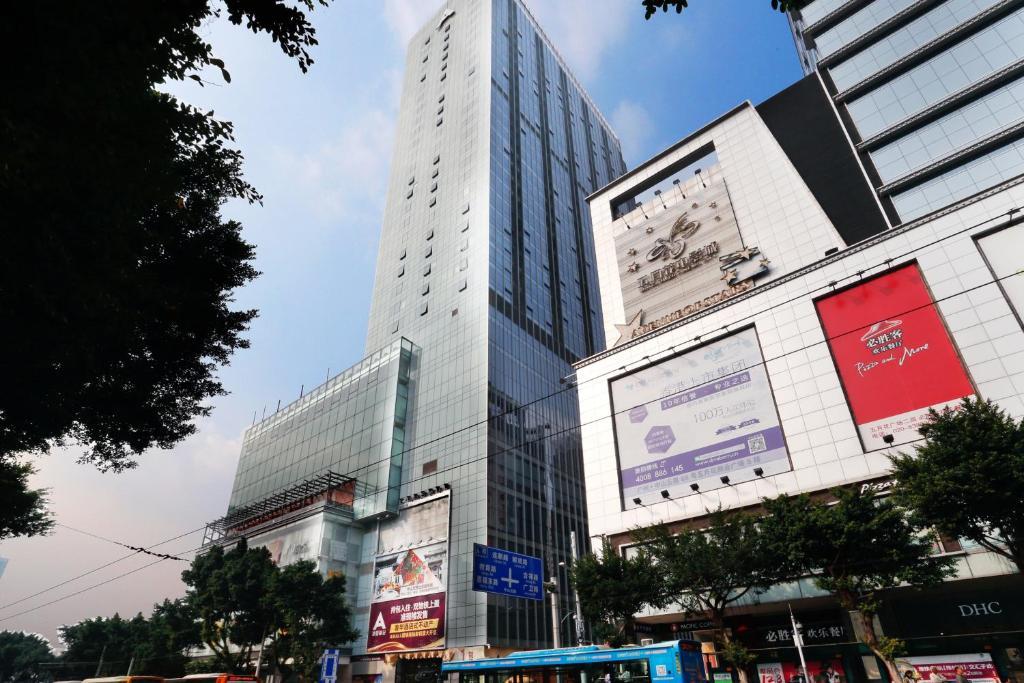 Boman Holiday Apartment Bei Jing lu Jie Deng Du Hui Branch
