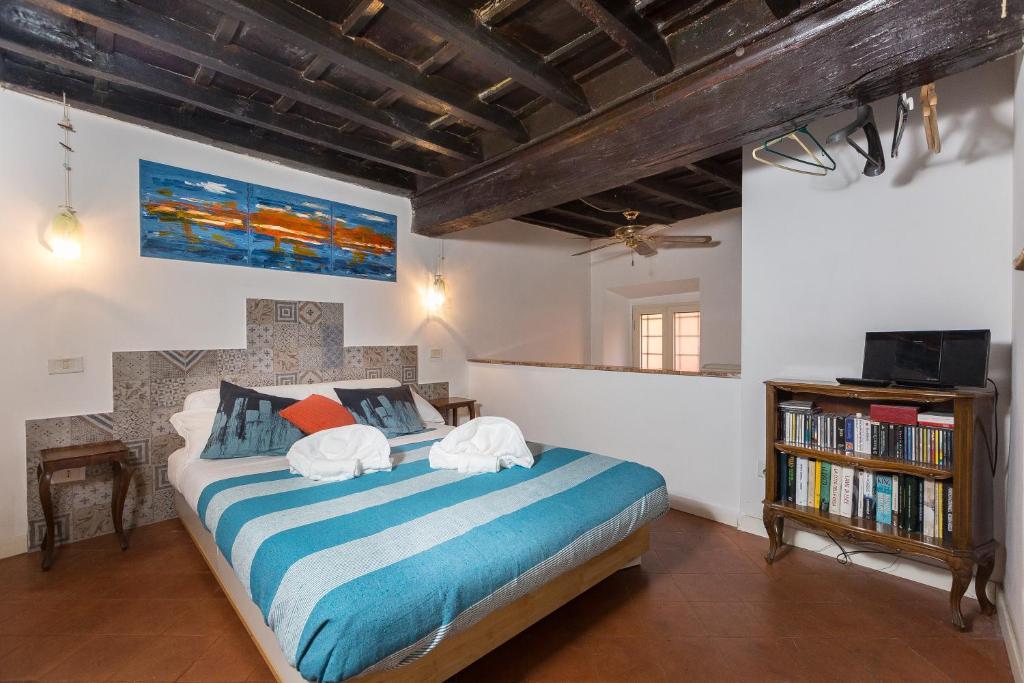 Moroni Trastevere Cozy Apartment