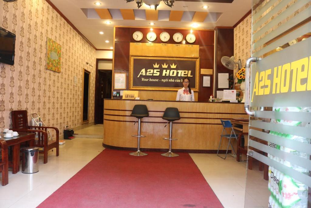 A25 Hotel - 45B Giảng Võ