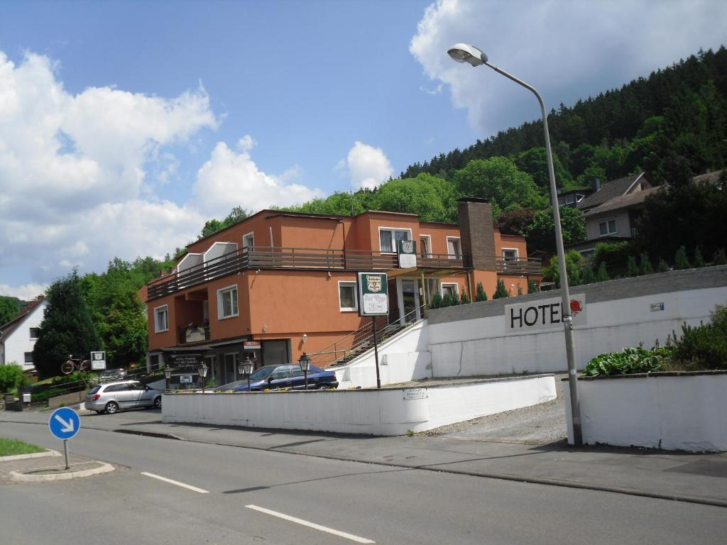 Hotel Rose Bad Karlshafen