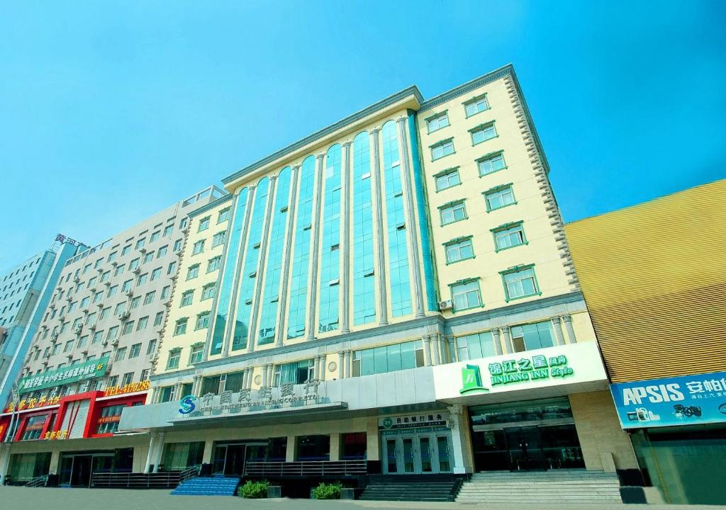 Jinjiang Inn Select Taiyuan South Inner Ringroll Pingyang Road