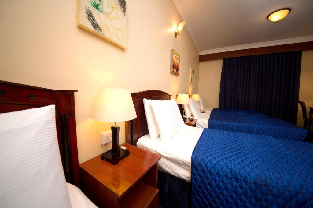 Mount Royal Hotel Dubai Book Your Hotel With Viamichelin